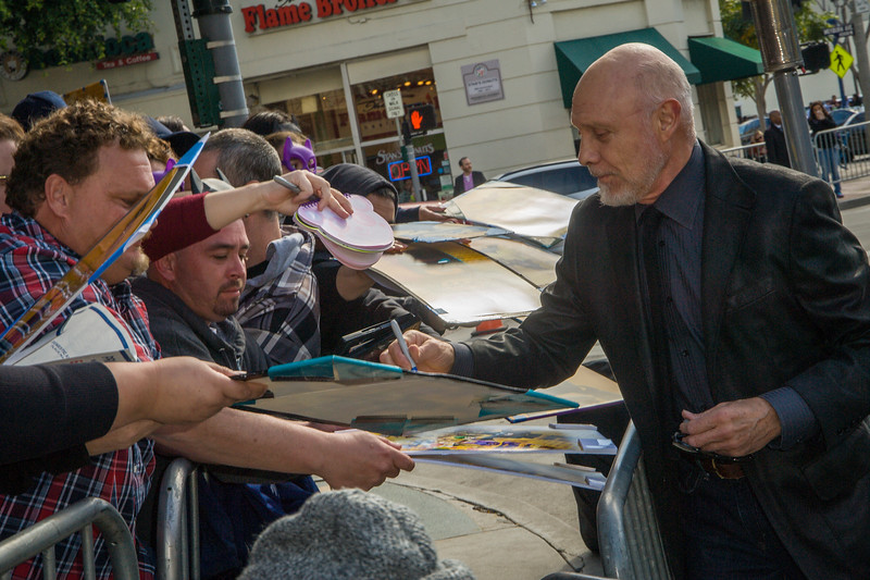 WESTWOOD, CA - FEBRUARY 04: Actor Hector Elizondo attends the premiere Of Warner Bros. Pictures' 'The LEGO Batman Movie' at Regency Village Theatre on Saturday February 4, 2017 in Westwood, California. (Photo by Tom Sorensen/Moovieboy Pictures)