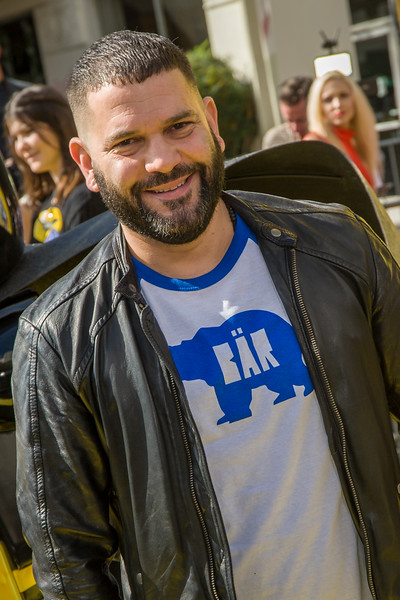 WESTWOOD, CA - FEBRUARY 04: Guillermo Diaz attends the premiere Of Warner Bros. Pictures' 'The LEGO Batman Movie' at Regency Village Theatre on Saturday February 4, 2017 in Westwood, California. (Photo by Tom Sorensen/Moovieboy Pictures)
