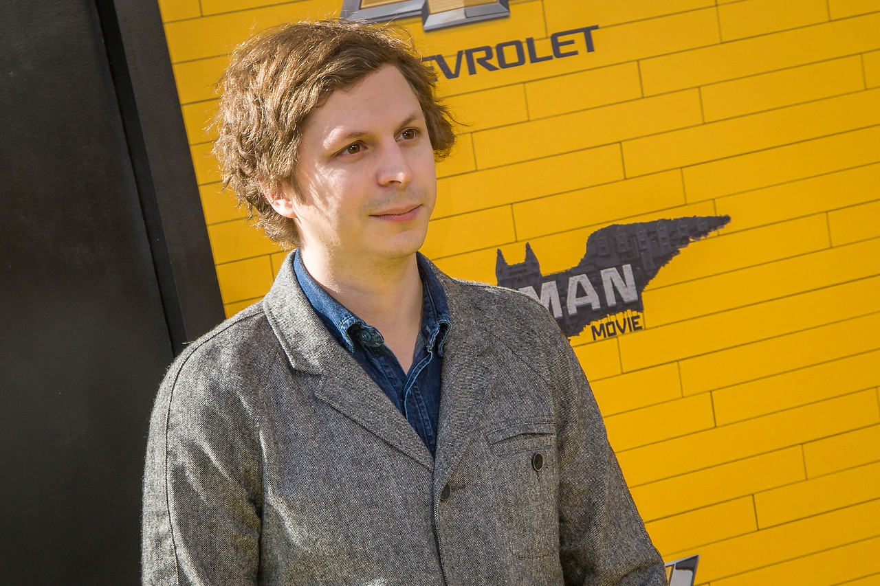 WESTWOOD, CA - FEBRUARY 04: Actor Michael Cera attends the premiere Of Warner Bros. Pictures' 'The LEGO Batman Movie' at Regency Village Theatre on Saturday February 4, 2017 in Westwood, California. (Photo by Tom Sorensen/Moovieboy Pictures)