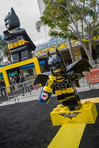 WESTWOOD, CA - FEBRUARY 04: Atmosphere at the premiere Of Warner Bros. Pictures' 'The LEGO Batman Movie' at Regency Village Theatre on Saturday February 4, 2017 in Westwood, California. (Photo by Tom Sorensen/Moovieboy Pictures)