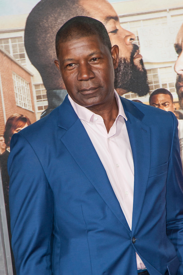 WESTWOOD, CA - FEBRUARY 13: Actor Dennis Haysbert attends the premiere of Warner Bros. Pictures' 'Fist Fight' on Monday February 13, 2017 in Westwood, California. (Photo by Tom Sorensen/Moovieboy Pictures)