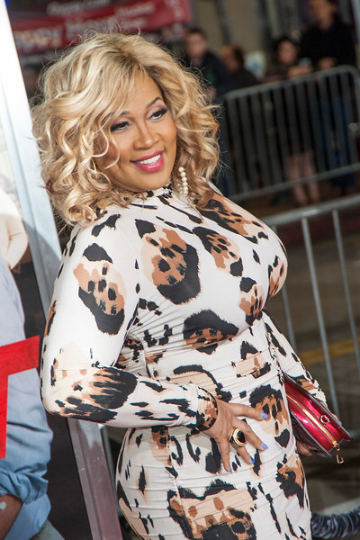 WESTWOOD, CA - FEBRUARY 13: Actress Kym Whitley attends the premiere of Warner Bros. Pictures' 'Fist Fight' on Monday February 13, 2017 in Westwood, California. (Photo by Tom Sorensen/Moovieboy Pictures)