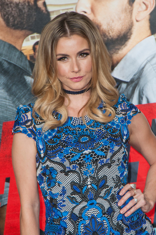 WESTWOOD, CA - FEBRUARY 13: Actress Brianna Brown attends the premiere of Warner Bros. Pictures' 'Fist Fight' on Monday February 13, 2017 in Westwood, California. (Photo by Tom Sorensen/Moovieboy Pictures)
