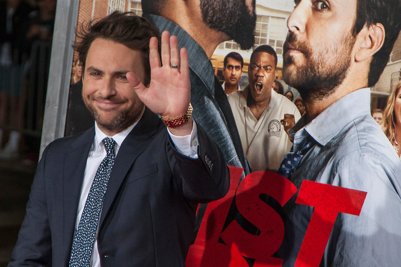 WESTWOOD, CA - FEBRUARY 13: Actor Charlie Day attends the premiere of Warner Bros. Pictures' 'Fist Fight' on Monday February 13, 2017 in Westwood, California. (Photo by Tom Sorensen/Moovieboy Pictures)