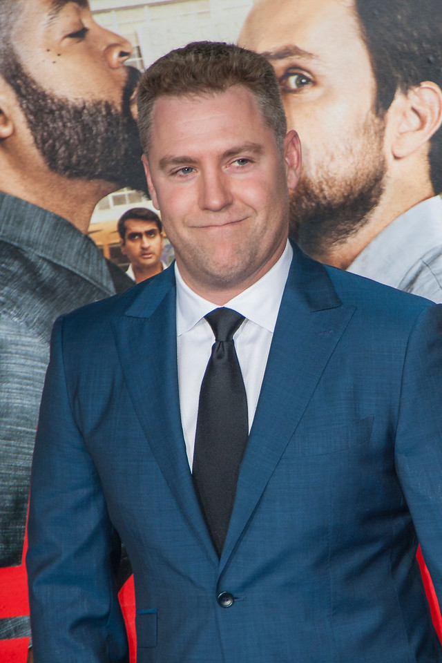 WESTWOOD, CA - FEBRUARY 13:  Producer John Rickard attends the premiere of Warner Bros. Pictures' 'Fist Fight' on Monday February 13, 2017 in Westwood, California. (Photo by Tom Sorensen/Moovieboy Pictures)