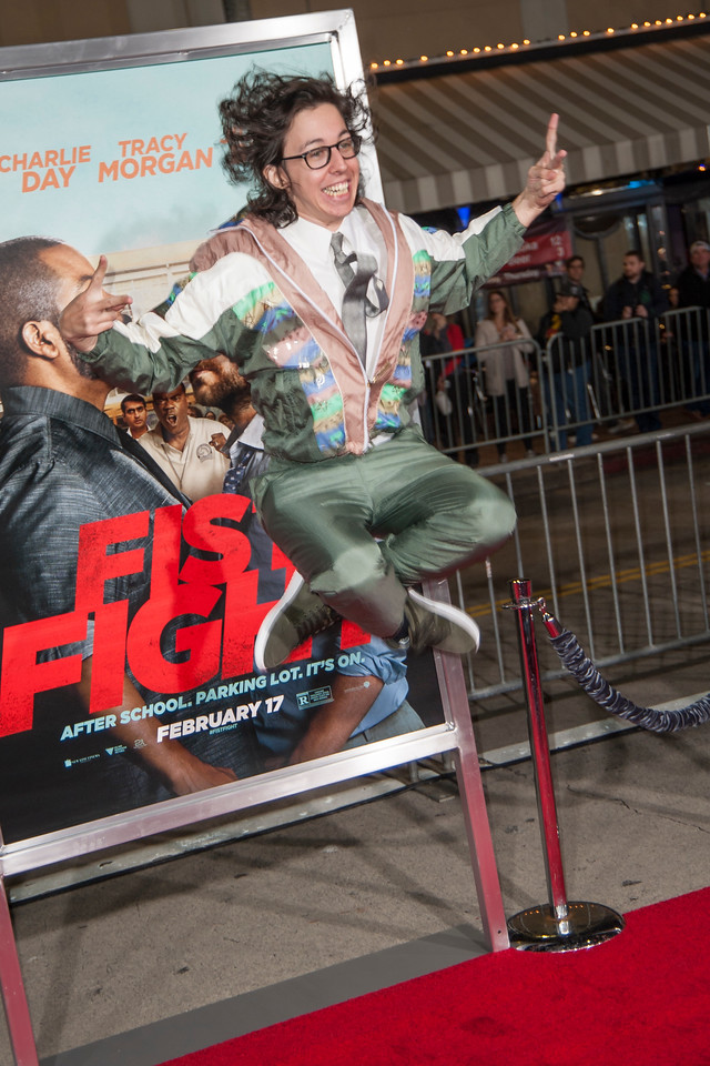 WESTWOOD, CA - FEBRUARY 13: Actor Bill Kottkamp attends the premiere of Warner Bros. Pictures' 'Fist Fight' on Monday February 13, 2017 in Westwood, California. (Photo by Tom Sorensen/Moovieboy Pictures)