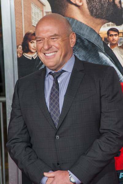 WESTWOOD, CA - FEBRUARY 13: Actor Dean Norris attends the premiere of Warner Bros. Pictures' 'Fist Fight' on Monday February 13, 2017 in Westwood, California. (Photo by Tom Sorensen/Moovieboy Pictures)