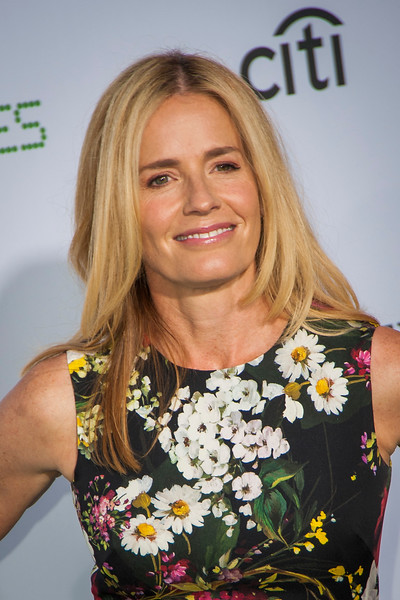 WESTWOOD, CA - SEPTEMBER 16: Actress Elisabeth Shue attends the premiere of Fox Searchlight Pictures' 'Battle Of The Sexes' at Regency Village Theatre on Saturday, September 16, 2017 in Westwood, California. (Photo by Tom Sorensen/Moovieboy Pictures)