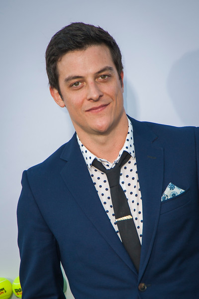 WESTWOOD, CA - SEPTEMBER 16: Actor James Mackay attends the premiere of Fox Searchlight Pictures' 'Battle Of The Sexes' at Regency Village Theatre on Saturday, September 16, 2017 in Westwood, California. (Photo by Tom Sorensen/Moovieboy Pictures)