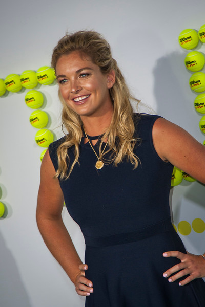 WESTWOOD, CA - SEPTEMBER 16: Tennis Player CoCo Vandeweghe attends the premiere of Fox Searchlight Pictures' 'Battle Of The Sexes' at Regency Village Theatre on Saturday, September 16, 2017 in Westwood, California. (Photo by Tom Sorensen/Moovieboy Pictures)