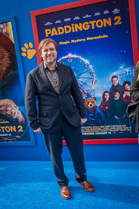 WESTWOOD, CA - JANUARY 06: Director Paul King attends the Los Angeles Premiere of 'Paddington 2' at Regency Village Theatre on Saturday January 6, 2018 in Westwood, California. (Photo by Tom Sorensen/Moovieboy Pictures)