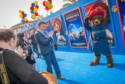 WESTWOOD, CA - JANUARY 06: Atmosphere at the Los Angeles Premiere of 'Paddington 2' at Regency Village Theatre on Saturday January 6, 2018 in Westwood, California. (Photo by Tom Sorensen/Moovieboy Pictures)