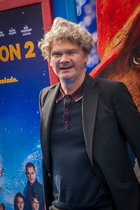 WESTWOOD, CA - JANUARY 06: Writer Simon Farnaby attends the Los Angeles Premiere of 'Paddington 2' at Regency Village Theatre on Saturday January 6, 2018 in Westwood, California. (Photo by Tom Sorensen/Moovieboy Pictures)