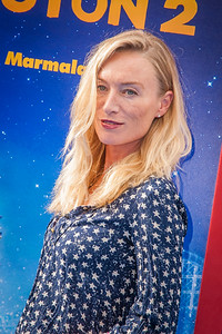 WESTWOOD, CA - JANUARY 06: Actress Victoria Smurfit attends the Los Angeles Premiere of 'Paddington 2' at Regency Village Theatre on Saturday January 6, 2018 in Westwood, California. (Photo by Tom Sorensen/Moovieboy Pictures)