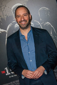 Actor Tony Hale attends the premiere of Warner Bros. Pictures' 'The 15:17 to Paris' at Warner Bros. Studios on Monday, February 5, 2018 in Burbank, California. (Photo by Tom Sorensen/Moovieboy Pictures)
