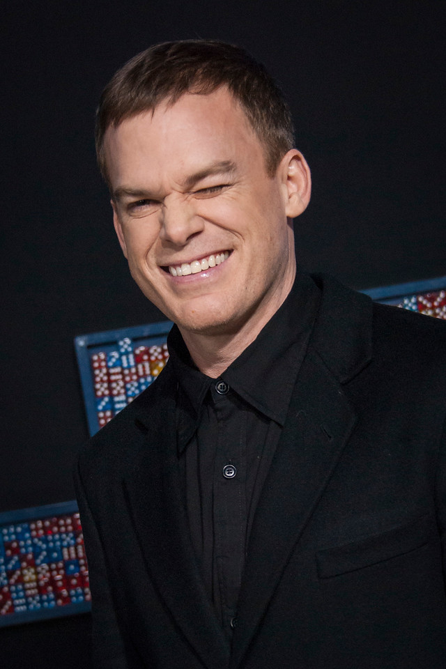 HOLLYWOOD, CA - FEBRUARY 21: Michael C. Hall attends the premiere of New Line Cinema and Warner Bros. Pictures' 'Game Night' at TCL Chinese Theatre on Wednesday, February 21, 2018 in Hollywood, California. (Photo by Tom Sorensen/Moovieboy Pictures)