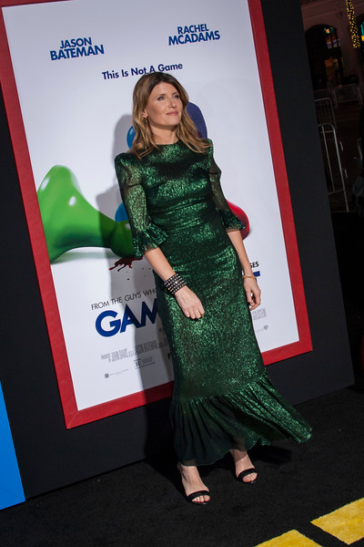 HOLLYWOOD, CA - FEBRUARY 21: Sharon Horgan attends the premiere of New Line Cinema and Warner Bros. Pictures' 'Game Night' at TCL Chinese Theatre on Wednesday, February 21, 2018 in Hollywood, California. (Photo by Tom Sorensen/Moovieboy Pictures)