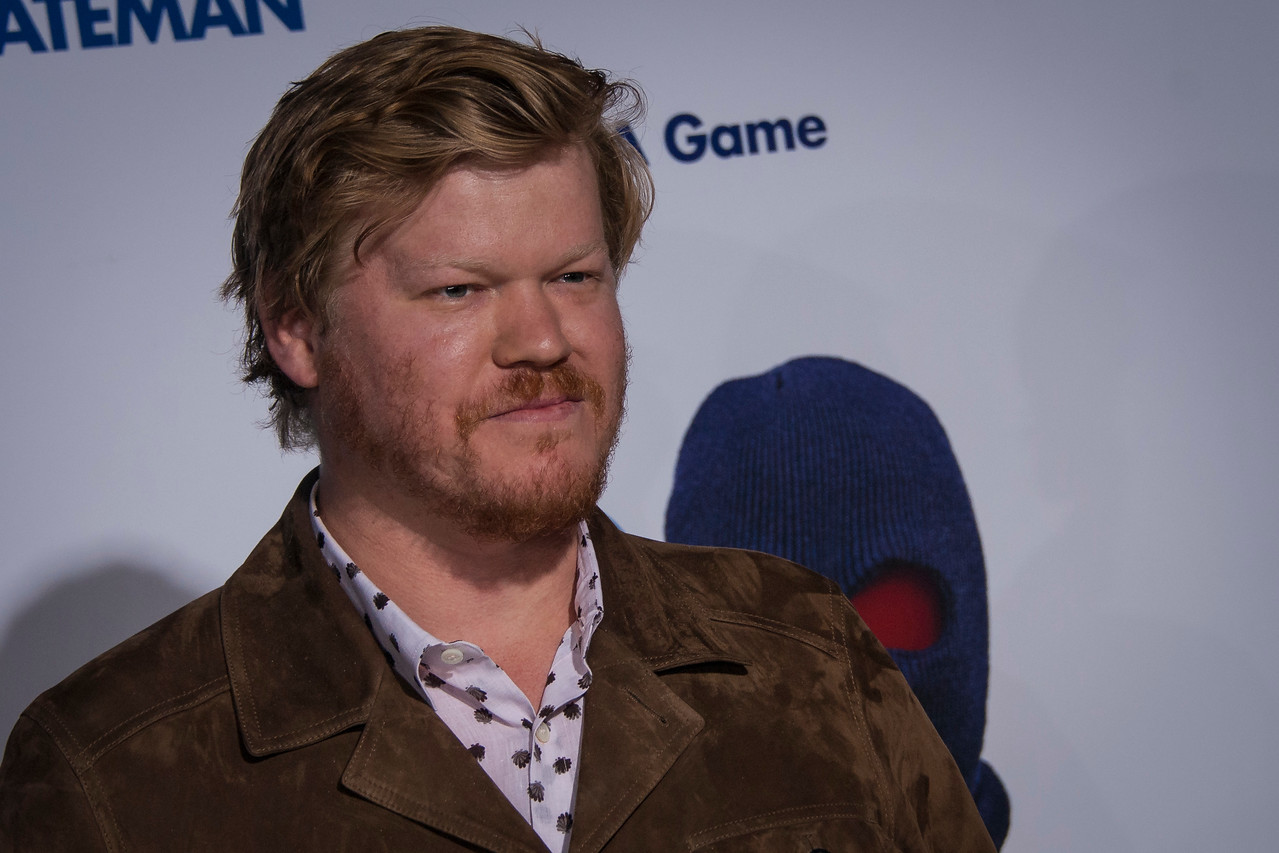HOLLYWOOD, CA - FEBRUARY 21: Jesse Plemons attends the premiere of New Line Cinema and Warner Bros. Pictures' 'Game Night' at TCL Chinese Theatre on Wednesday, February 21, 2018 in Hollywood, California. (Photo by Tom Sorensen/Moovieboy Pictures)