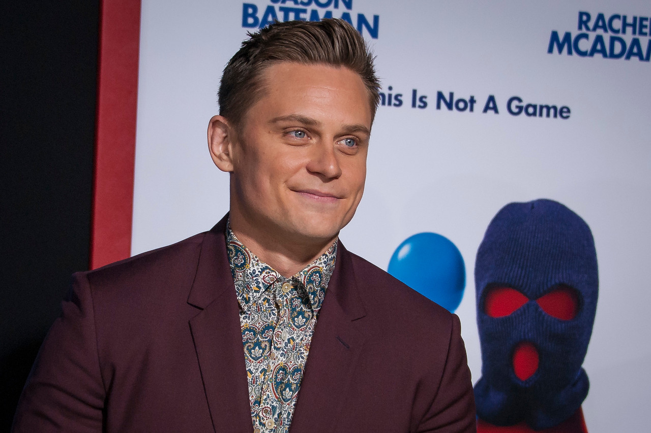 HOLLYWOOD, CA - FEBRUARY 21: Billy Magnussen attends the premiere of New Line Cinema and Warner Bros. Pictures' 'Game Night' at TCL Chinese Theatre on Wednesday, February 21, 2018 in Hollywood, California. (Photo by Tom Sorensen/Moovieboy Pictures)