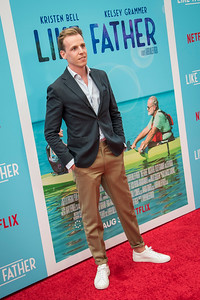 HOLLYWOOD, CA - JULY 31: Marco Naggar arrives at the Premiere Of Netflix's 'Like Father' at ArcLight Hollywood on Tuesday, July 31, 2018 in Hollywood, California. (Photo by Tom Sorensen/Moovieboy Pictures)