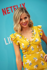 HOLLYWOOD, CA - JULY 31: Brittany Ross arrives at the Premiere Of Netflix's 'Like Father' at ArcLight Hollywood on Tuesday, July 31, 2018 in Hollywood, California. (Photo by Tom Sorensen/Moovieboy Pictures)