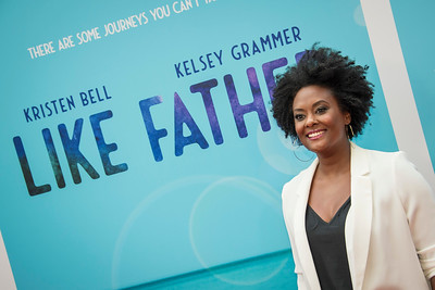HOLLYWOOD, CA - JULY 31: Blaire Brooks arrives at the Premiere Of Netflix's 'Like Father' at ArcLight Hollywood on Tuesday, July 31, 2018 in Hollywood, California. (Photo by Tom Sorensen/Moovieboy Pictures)