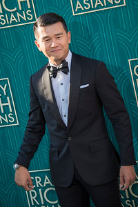 HOLLYWOOD, CA - AUGUST 07: Ronny Chieng arrives at Warner Bros. Pictures' 'Crazy Rich Asians' Premiere at TCL Chinese Theatre IMAX on Tuesday, August 7, 2018 in Hollywood, California. (Photo by Tom Sorensen/Moovieboy Pictures)