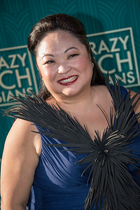 HOLLYWOOD, CA - AUGUST 07: Selena Tan arrives at Warner Bros. Pictures' 'Crazy Rich Asians' Premiere at TCL Chinese Theatre IMAX on Tuesday, August 7, 2018 in Hollywood, California. (Photo by Tom Sorensen/Moovieboy Pictures)