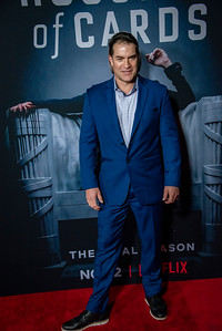 LOS ANGELES, CA - OCTOBER 22: Jeremy Holm attends the Los Angeles premiere screening of Netflix's 'House Of Cards' Season 6 held at DGA Theater on Monday October 22, 2018 in Los Angeles, California. (Photo by Tom Sorensen/Moovieboy Pictures)