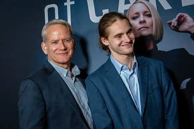 LOS ANGELES, CA - OCTOBER 22: Campbell Scott and Malcolm Scott attend the Los Angeles premiere screening of Netflix's 'House Of Cards' Season 6 held at DGA Theater on Monday October 22, 2018 in Los Angeles, California. (Photo by Tom Sorensen/Moovieboy Pictures)