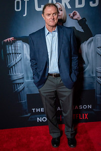 LOS ANGELES, CA - OCTOBER 22: Boris McGiver attends the Los Angeles premiere screening of Netflix's 'House Of Cards' Season 6 held at DGA Theater on Monday October 22, 2018 in Los Angeles, California. (Photo by Tom Sorensen/Moovieboy Pictures)