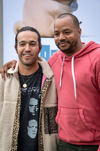 WESTWOOD, CALIFORNIA - JUNE 02: Pete Wentz and Donald Faison attend the Premiere of Universal Pictures' 'The Secret Life Of Pets 2' at Regency Village Theatre on Sunday, June 02, 2019 in Westwood, California. (Photo by Tom Sorensen/Moovieboy Pictures)