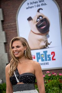 WESTWOOD, CALIFORNIA - JUNE 02: Hannah Brown attends the Premiere of Universal Pictures' 'The Secret Life Of Pets 2' at Regency Village Theatre on Sunday, June 02, 2019 in Westwood, California. (Photo by Tom Sorensen/Moovieboy Pictures)