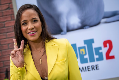 WESTWOOD, CALIFORNIA - JUNE 02: Dania Ramirez attends the Premiere of Universal Pictures' 'The Secret Life Of Pets 2' at Regency Village Theatre on Sunday, June 02, 2019 in Westwood, California. (Photo by Tom Sorensen/Moovieboy Pictures)