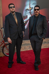 """WESTWOOD, CA - AUGUST 26: """"Do Blao"""" attend the Premiere Of Warner Bros. Pictures' """"It Chapter Two"""" at Regency Village Theatre on Monday, August 26, 2019 in Westwood, California. (Photo by Tom Sorensen/Moovieboy Pictures)"""