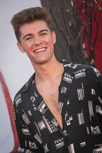 """WESTWOOD, CA - AUGUST 26: Jordan Doww attends the Premiere Of Warner Bros. Pictures' """"It Chapter Two"""" at Regency Village Theatre on Monday, August 26, 2019 in Westwood, California. (Photo by Tom Sorensen/Moovieboy Pictures)"""
