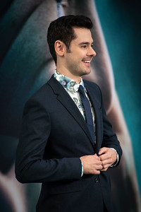 "HOLLYWOOD, CALIFORNIA - SEPTEMBER 28: Brendan Robinson attends the premiere of Warner Bros Pictures ""Joker"" on Saturday, September 28, 2019 in Hollywood, California. (Photo by Tom Sorensen/Moovieboy Pictures)"