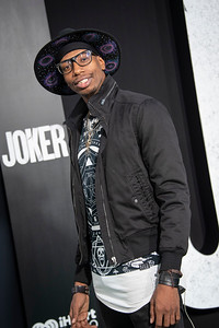 """HOLLYWOOD, CALIFORNIA - SEPTEMBER 28: Ra Nerdsworth attends the premiere of Warner Bros Pictures """"Joker"""" on Saturday, September 28, 2019 in Hollywood, California. (Photo by Tom Sorensen/Moovieboy Pictures)"""