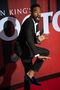 "LOS ANGELES, CALIFORNIA - OCTOBER 29: Devante Burey attends the premiere of Warner Bros Pictures' ""Doctor Sleep"" at Westwood Regency Theater on Tuesday October 29, 2019 in Los Angeles, California. (Photo by Tom Sorensen/Moovieboy Pictures,)"