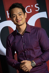 """LOS ANGELES, CALIFORNIA - OCTOBER 29: Osric Chau attends the premiere of Warner Bros Pictures' """"Doctor Sleep"""" at Westwood Regency Theater on Tuesday October 29, 2019 in Los Angeles, California. (Photo by Tom Sorensen/Moovieboy Pictures,)"""
