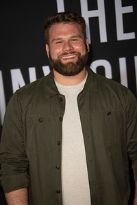 """HOLLYWOOD, CALIFORNIA - FEBRUARY 24: Michael McCauley attends the Premiere of Universal Pictures' """"The Invisible Man"""" at TCL Chinese Theatre on Monday, February 24, 2020 in Hollywood, California. (Photo by Tom Sorensen/Moovieboy Pictures)"""