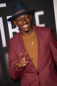 """HOLLYWOOD, CALIFORNIA - FEBRUARY 24: Wes """"Wuz Good"""" Armstrong attends the Premiere of Universal Pictures' """"The Invisible Man"""" at TCL Chinese Theatre on Monday, February 24, 2020 in Hollywood, California. (Photo by Tom Sorensen/Moovieboy Pictures)"""