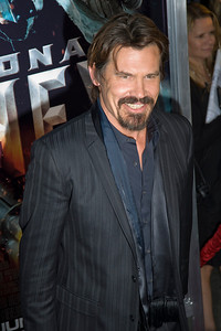 HOLLYWOOD - JUNE 17: Actor Josh Brolin arrives at the 'Jonah Hex' Los Angeles Premiere held at ArcLight Cinemas Cinerama Dome on June 17, 2010 in Hollywood, California. (Photo by Tom Sorensen/Moovieboy Pictures)