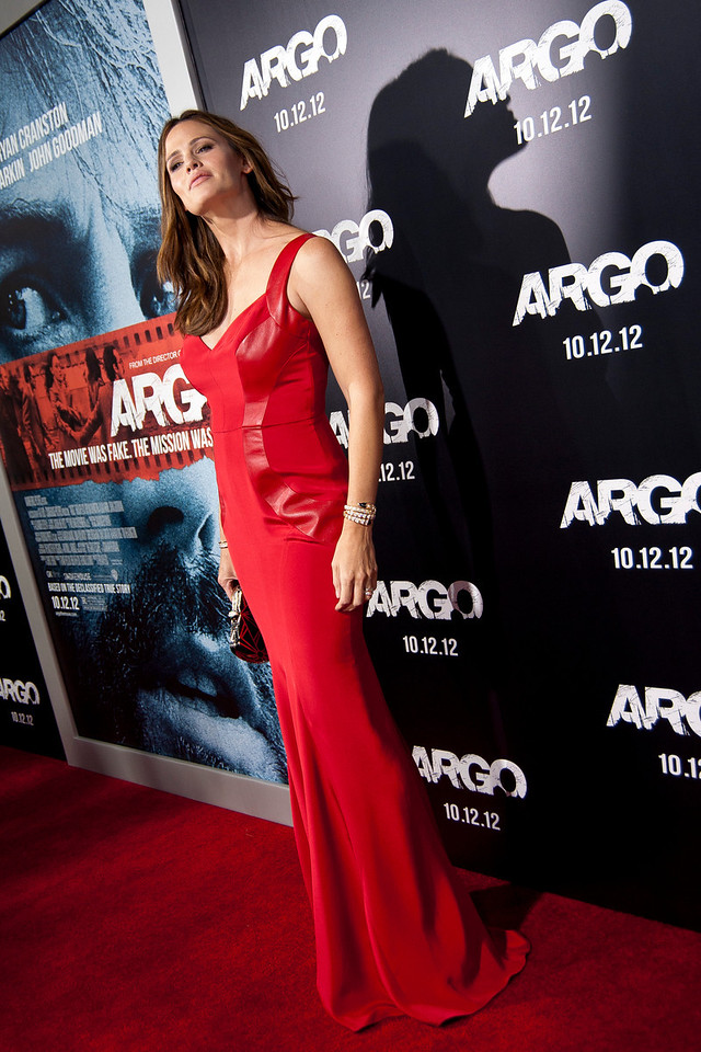 "BEVERLY HILLS, CA - OCTOBER 04: Actress Jennifer Garner arrives at the premiere of Warner Bros. Pictures' ""Argo"" at AMPAS Samuel Goldwyn Theater onThursday, October 4, 2012 in Beverly Hills, California. (Photo by Tom Sorensen/Moovieboy Pictures)"
