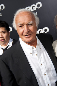 "BEVERLY HILLS, CA - OCTOBER 04: Actor Robert Loggia and guest arrive at the premiere of Warner Bros. Pictures' ""Argo"" at AMPAS Samuel Goldwyn Theater onThursday, October 4, 2012 in Beverly Hills, California. (Photo by Tom Sorensen/Moovieboy Pictures)"