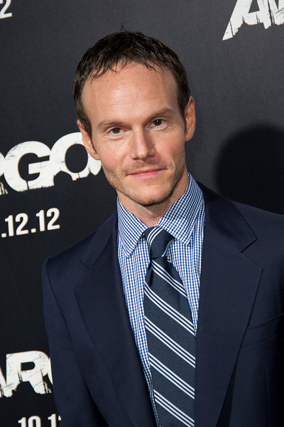 """BEVERLY HILLS, CA - OCTOBER 04: Writer Chris Terrio arrives at the premiere of Warner Bros. Pictures' """"Argo"""" at AMPAS Samuel Goldwyn Theater onThursday, October 4, 2012 in Beverly Hills, California. (Photo by Tom Sorensen/Moovieboy Pictures)"""