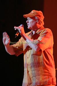 Mike Love performing live at Mizner Park