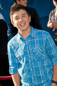 HOLLYWOOD, CA - JUNE 18: Actor Bradley Steven Perry arrives at Disney Pixar's 'Brave' World Premiere at Dolby Theatre on June 18, 2012 in Hollywood, California. (Photo by Tom Sorensen/Moovieboy Pictures)