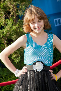 HOLLYWOOD, CA - JUNE 18: Actress Joey King arrives at Disney Pixar's 'Brave' World Premiere at Dolby Theatre on June 18, 2012 in Hollywood, California. (Photo by Tom Sorensen/Moovieboy Pictures)