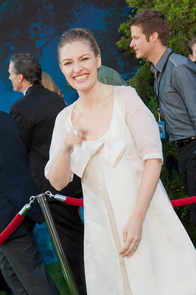 HOLLYWOOD, CA - JUNE 18: Actress Kelly Macdonald arrives at Disney Pixar's 'Brave' World Premiere at Dolby Theatre on June 18, 2012 in Hollywood, California. (Photo by Tom Sorensen/Moovieboy Pictures)